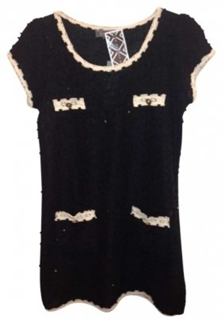 Preload https://item3.tradesy.com/images/gracia-black-with-small-sequins-and-white-trim-chanel-inspired-pocket-tweed-mini-cocktail-dress-size-147372-0-0.jpg?width=400&height=650