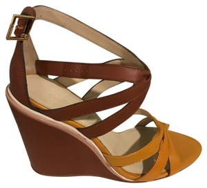 See by Chloé Gold/ tan Sandals
