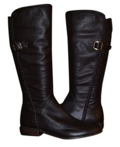 Gabriella Rocha Brown Leather Boots