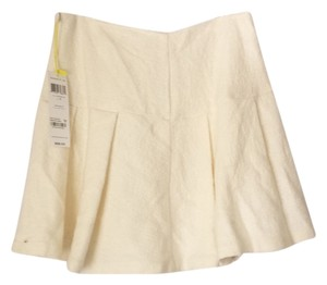 BCBGeneration Mini Skirt White