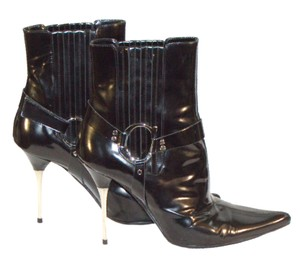 Christian Dior Black Boots