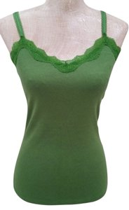 Old Navy Lace Camisole Camisole Top green