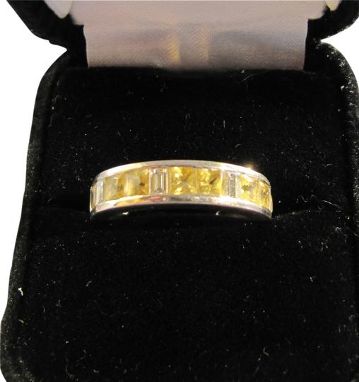 Preload https://item5.tradesy.com/images/diamond-and-yellow-sapphire-anniversary-band-ring-1473854-0-0.jpg?width=440&height=440