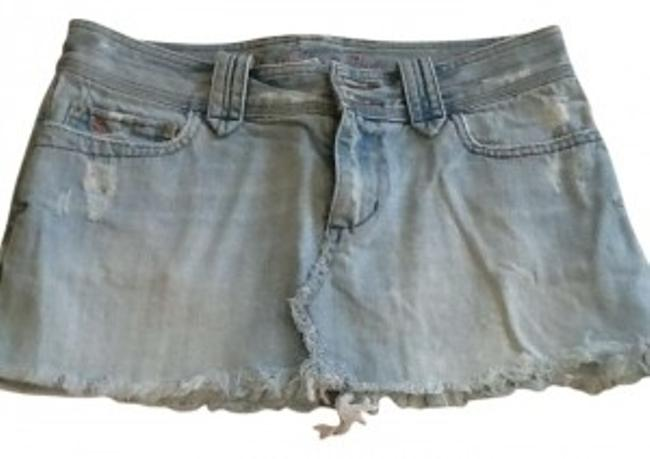 Preload https://item4.tradesy.com/images/abercrombie-and-fitch-light-blue-destroyed-denim-miniskirt-size-4-s-27-147388-0-0.jpg?width=400&height=650