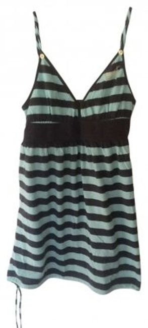 Preload https://item1.tradesy.com/images/element-blue-striped-tunic-size-8-m-147390-0-0.jpg?width=400&height=650