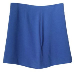 BCBGeneration Medium Mini Skirt Blue