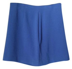 BCBGeneration Medium Size 10 Mini Skirt Blue