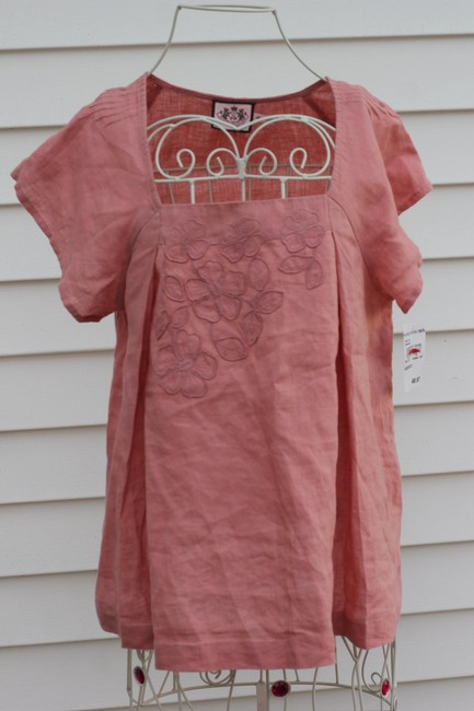 Juicy Couture Top Pink Image 3