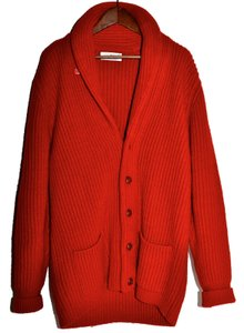 Pringle of Scotland Shawl Collar Sweater Jacket Cardigan