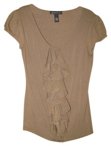 INC International Concepts T Shirt Olive