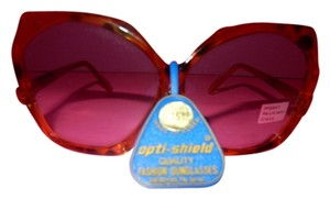 OPTA SHIELD VINTAGE RARE,OPTA -SHEILD REAL GLASS LENS SUNGLASSES