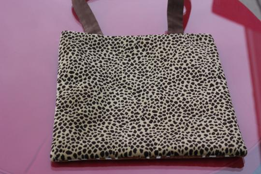 Macine Lorenzo Tote in Animal Print Image 2