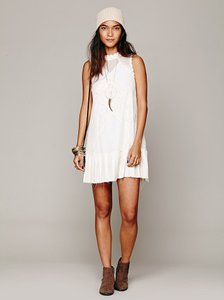 Free People short dress Tea on Tradesy