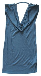 BCBGMAXAZRIA Bcbg Max Azria Sweater Top Blue