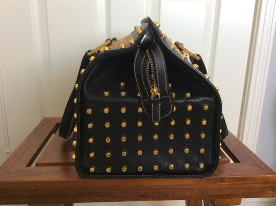 Fendi Tote in Black and Tan