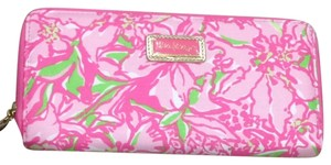 Lilly Pulitzer Lilly Pulitzer Travel Wallet In Mai Tai NWT