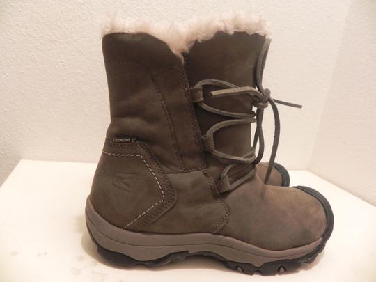 Keen Slate Brown Boots