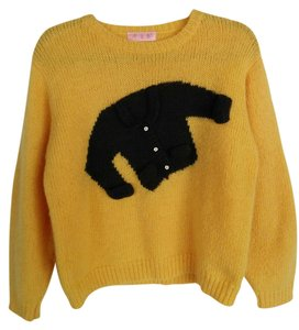 Korean Quirky Knit Sweater