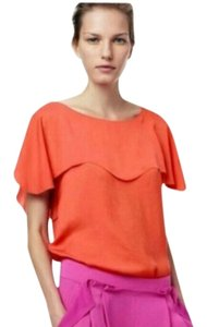 Fashionette Style Boutique Top orange