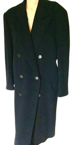 Alfred Dunhill Man's Wool Italian Man's Italian Wool For Man Wedding For Man Pea Coat