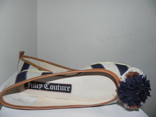 Juicy Couture Regal Navy/Multi Color Flats