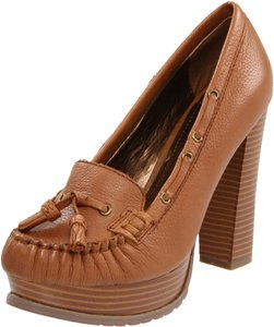 Report Signature Bishop Work Professional Tan Pumps