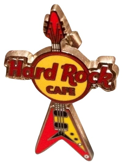 Hard Rock Hard Rock Cafe Pin Image 0