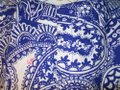 Lilly Pulitzer Blue & White Floral Paisley Pants Size 10 (M, 31) Lilly Pulitzer Blue & White Floral Paisley Pants Size 10 (M, 31) Image 11