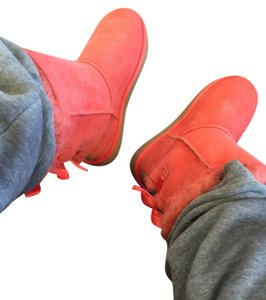 UGG Boots Peach Boots