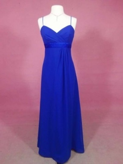Alfred Angelo Cobalt 7139 Dress