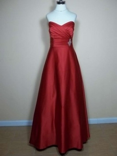 Preload https://item1.tradesy.com/images/alfred-angelo-cherry-satin-7166-formal-bridesmaidmob-dress-size-8-m-147475-0-0.jpg?width=440&height=440