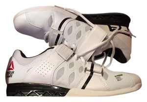 Reebok Lifters Crossfit Sneakers Black / White Athletic