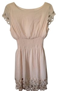 Bar III short dress Tan on Tradesy
