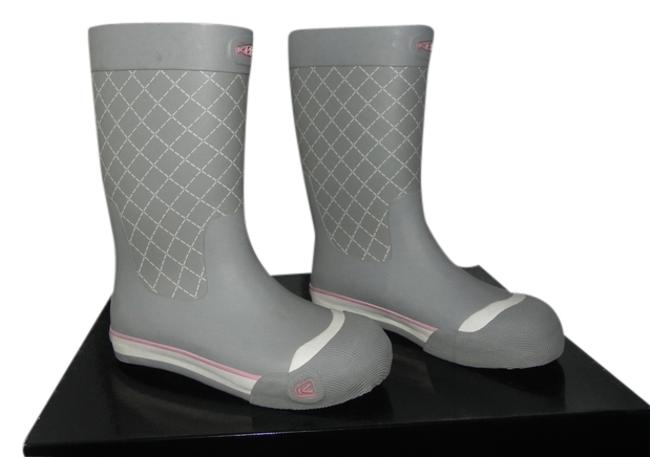 Keen Grey Coronado Rainboots Boots/Booties Size US 5 Regular (M, B) Keen Grey Coronado Rainboots Boots/Booties Size US 5 Regular (M, B) Image 1
