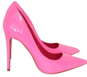 Shoe Republic LA Hot Pink Pumps