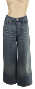 Gucci Cotton Size 44 Straight Leg Jeans