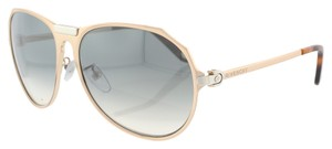 Givenchy Givenchy SGVA11 Color 678X Rose Gold Aviator Unisex Sunglasses (9591)