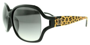 Givenchy Givenchy SGV 791G 700X Leopard Oversize Frame Sunglasses (10338)