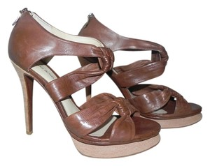 Alexandre Birman Brown Pumps