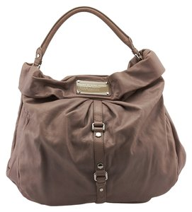 Marc Jacobs Vintage Leather Tote in Tan