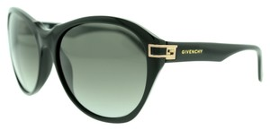 Givenchy Givenchy SGV925 700X Black Oversize Plastic Frame Sunglasses (10363)