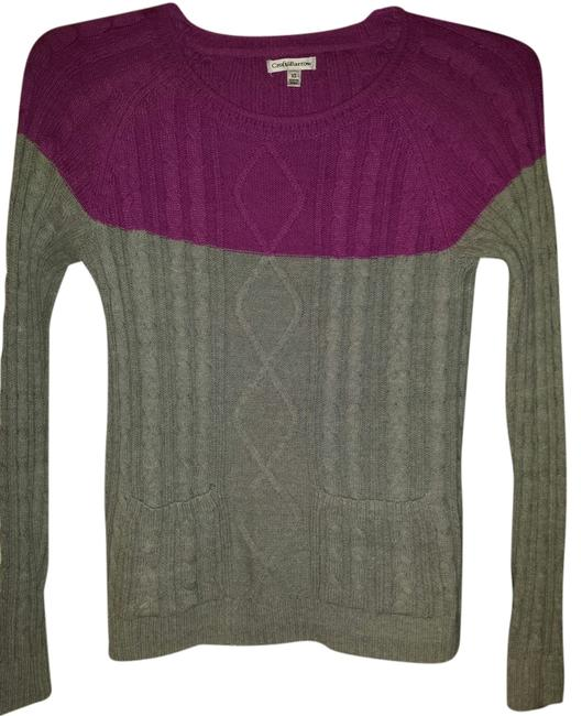 Croft & Barrow / Fits Like A Small 2 Front Pockets Great 4 Layering Sweater