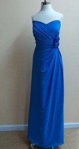Alfred Angelo Marine Blue 7180 Dress