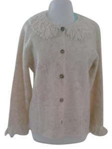 Sigrid Olsen Recycled Fabric Soft Warm Stylish Cardigan