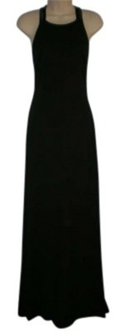 Preload https://img-static.tradesy.com/item/147513/cache-black-bianca-nero-soft-jersey-with-x-back-long-formal-dress-size-4-s-0-0-650-650.jpg