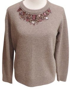 Kate Spade Jeweled Neckline Sweater