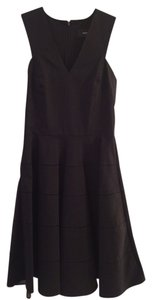 Derek Lam Flared Skirt Alaia - Esque New With Tags V-neck Dress