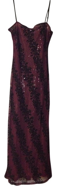 Rampage Prom Party Long Sequin Dress