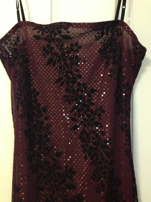Rampage Prom Party Long Sequin Dress Image 1