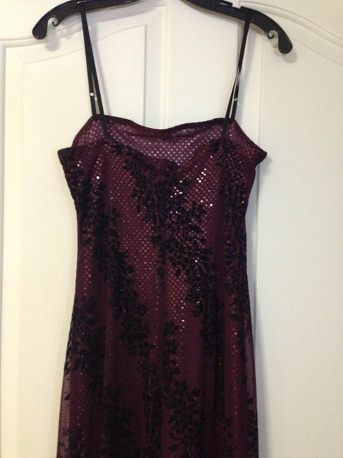 Rampage Prom Party Long Sequin Dress Image 2
